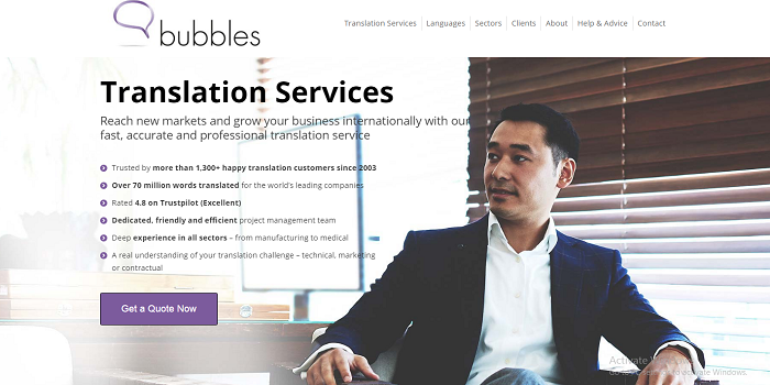 Translation Services Provided By Translation Company In India
