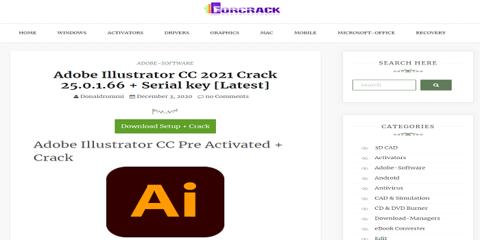 Adobe Illustrator CC Crack Fracture Enrollment Code Repack  Portable
