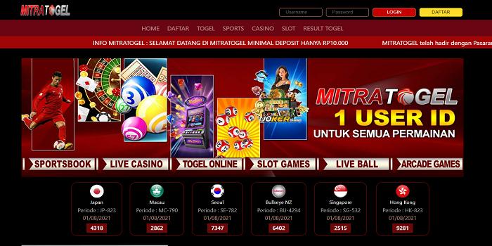 Togel HongkongTips on finding the best online casino